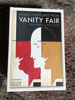 Vintage Postcards from Vanity Fair: 100 Classic Postcards New Unsealed Box