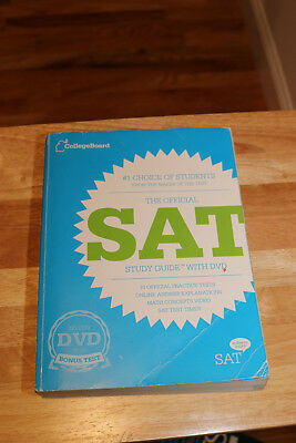 The Official SAT Study Guide with DVD by College Board -
