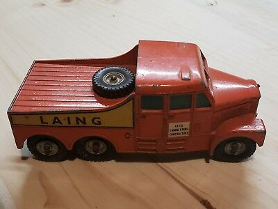 Matchbox King Size No. 8 Scammell 646 Tractor Laing