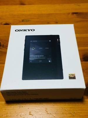 ONKYO DP-S1 Rubato 2017 Hi-Res Digital Audio Player Black 16GB Bluetooth