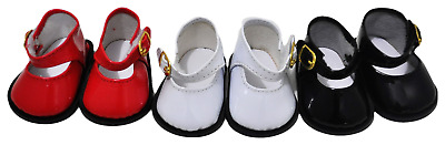 American Girl Dolls Clothes Our Generation 18 Inch Doll Clothes 3 pairs Shoes