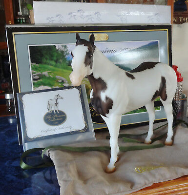 Breyer Model Horse 90179 Geronimo, 2016 Premier Collection, Limited Edition NICE