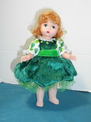 "Madame Alexander Doll  - Ireland, 8"",Dressed SWEET >-)))'>"