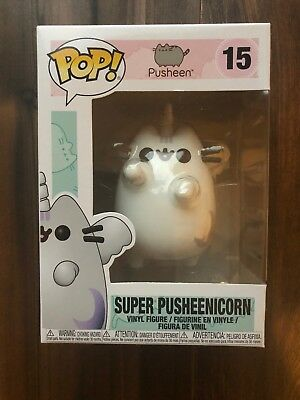 Funko Pop Pusheen Series Super Pusheenicorn #15