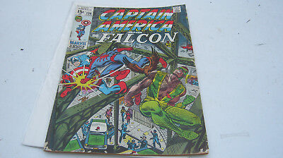 Captain America And The Falcon #138 (June 1971, Marvel)  Comic REDUCED