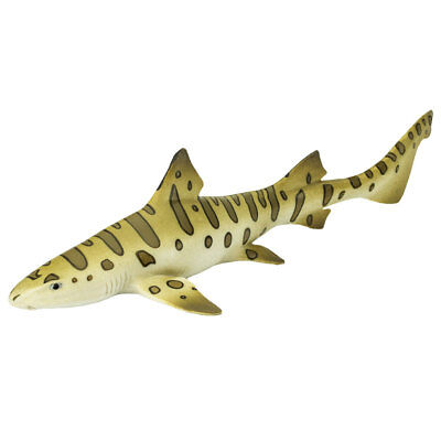 LEOPARD SHARK Safari Ltd Wild Safari Sea Life 274929 Houndshark