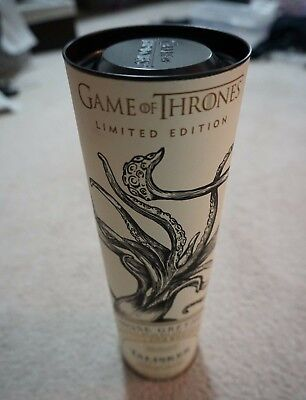 Game of ThronesHouse Greyjoy Talisker Limited Edition Collectible*ULTRA RARE*