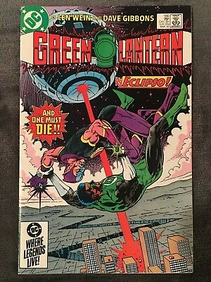 Green Lantern #186 - DC Comics - 1985 - Comic Book