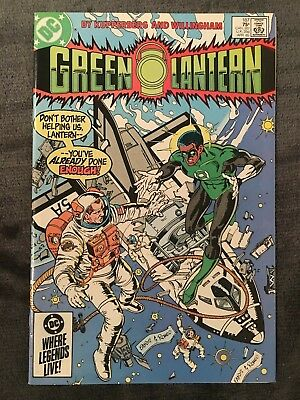 Green Lantern #187 - DC Comics - 1985 - Comic Book