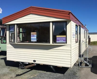 Static caravan North west Morecambe - CONTACT BOBBY  07776593515