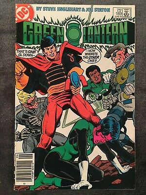 Green Lantern #189- DC Comics - 1985 - Comic Book