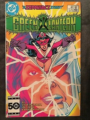 Green Lantern #192 - DC Comics - 1985 - Comic Book