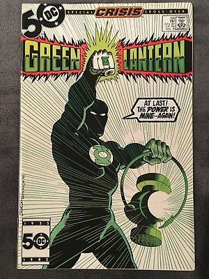 Green Lantern #195 - DC Comics - 1985 - Comic Book