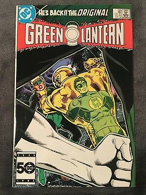 Green Lantern #199 - DC Comics - 1986 - Comic Book