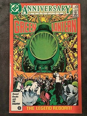Green Lantern #200  - DC Comics - 1986 - Comic Book