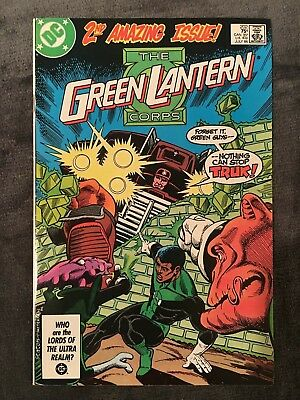 Green Lantern #202 - DC Comics - 1986 - Comic Book