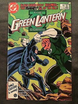 Green Lantern #206 - DC Comics - 1986 - Comic Book