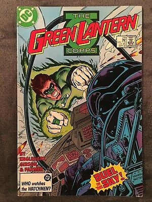 Green Lantern #216 - DC Comics - 1987 - Comic Book