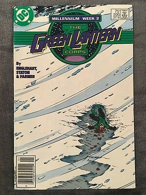 Green Lantern #220 - DC Comics - 1988 - Comic Book