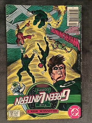 Green Lantern #221 - DC Comics - 1988 - Comic Book