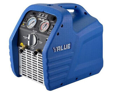 CE Air Conditioning Refrigerant Recovery Unit Recycling Machine VRR12L 220V