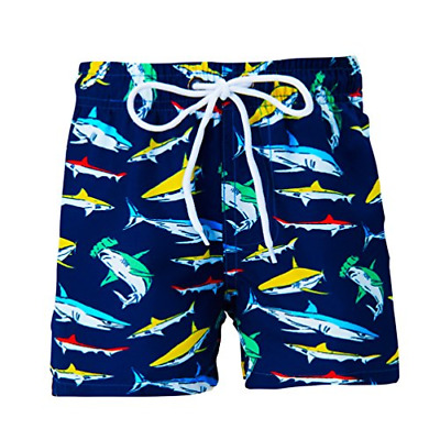 337abb1f61 Uideazone Boys Swim Trunks Summer Cool Quick Dry Board Shorts Bathing Suit