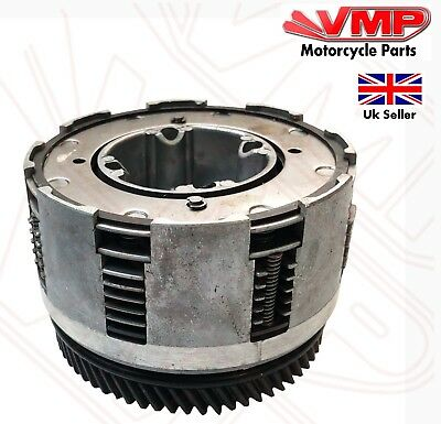 New Yamaha PW80 PY80 Clutch Basket Assemble Plates Set Primary Gear