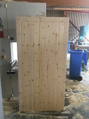Wooden Garden Gate Straight Top ***FREE DELIVERY*ANY SIZE/STYLE**