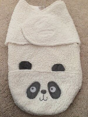 Chick Pea 0-3 Month Snuggley Wrap Swaddle