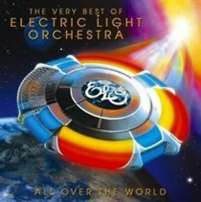 All Over the World-Very Best Of by Electric Light Orchestra.