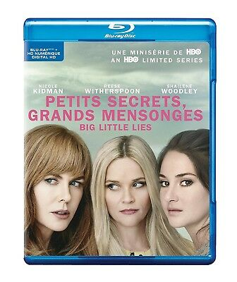 Big Little Lies: Season 1 [Region B] [Blu-ray] - DVD - New - Free Shipping.
