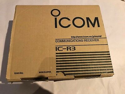 Icom R3 Communications Receiver