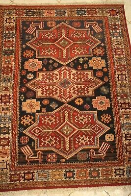 Carpet from the East wool made entirely handmade