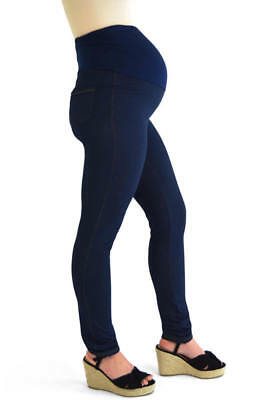 691p Women/'s Maternity Pants Happy Mama AVAILABLE IN 3 LEG LENGTHS
