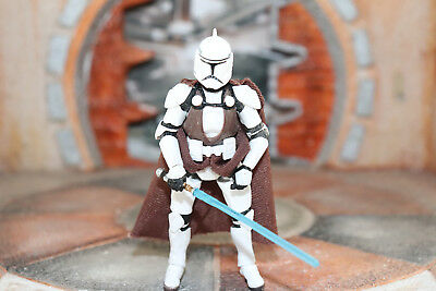 Obi-Wan Kenobi Clone Trooper Outfit Star Wars The Legacy Collection 2008