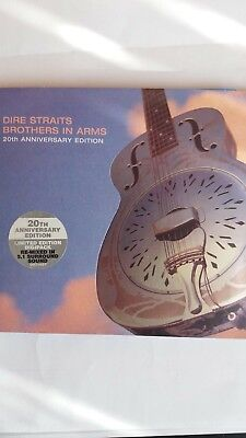 DIRE STRAITS - CD - Brothers in the Arms