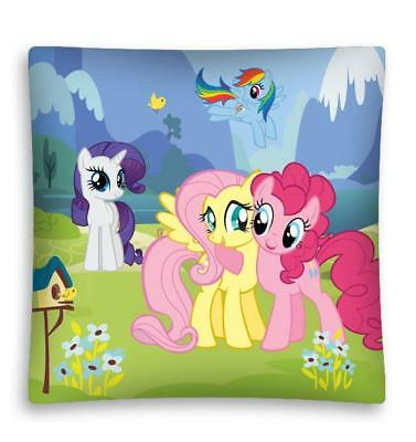 NEW MY LITTLE PONY Pinkie Pie Fluttershy Rarity Friends cushion cover 40x40cm