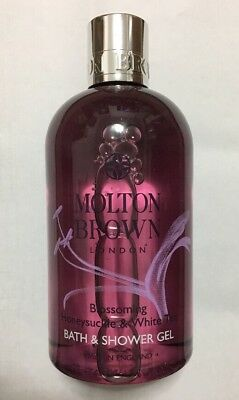 Molton Brown Blossoming Honeysuckle & White Tea Bath & Shower Gel 300ml New