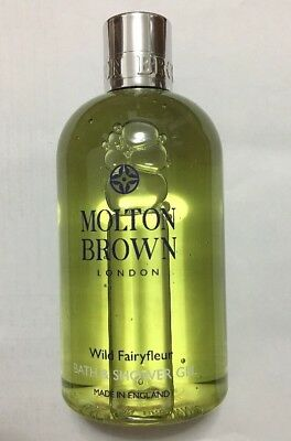 Molton Brown Wild Fairyfleur Bath & Shower Gel 300ml New