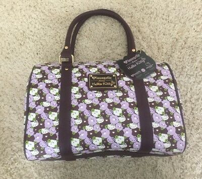 2012 Sanrio Hello Kitty Loungefly hand bag purse New with Tags
