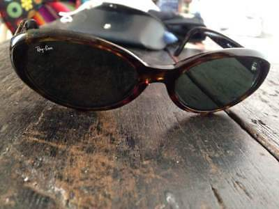 Ray Ban Rituals Lunettes De Soleil Rayban Solaire Ecaille Tbe Vintage 551b140823a8