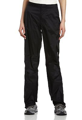 Mountain Hardwear Womens Epic Waterproof Trousers Black Size L Regular BNWT
