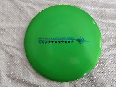 Maceman stamp, USDGC Eco star destroyer. Used, great shape.