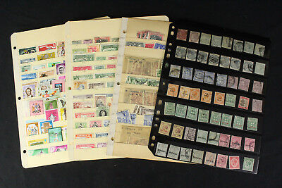 Excellent Collection Lot of Jamaica Stamps w/Early, Mint, War Tax, Overprints++
