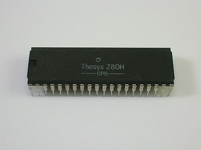 Thesys Z80H  Vintage Soviet Russian Clone Z80  CPU