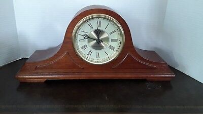 Seiko Quartz Mantel Clock with Westminster Chime