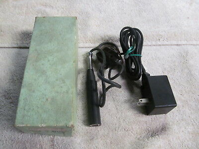 Nos Welch Allyn Lamp & Switch Exam Light Handle P/n 73200 & 73300