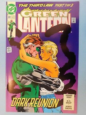 DC Green Lantern #33 (1992) 9.4 NM