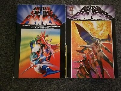 Battle Of The Planets, paperback. Volumes 1 & 2