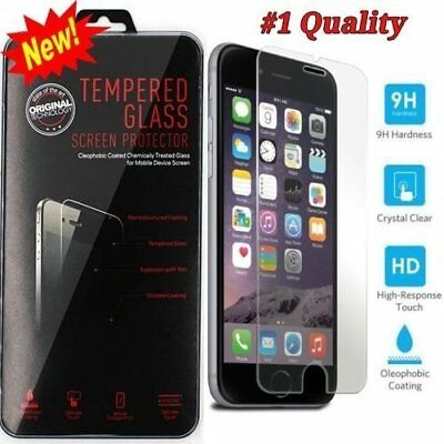 New Tempered Glass Screen Protector For Apple iPhone 6 /6S